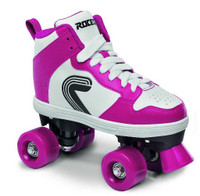 Roces Women's Hoop Fitness Quad Roller Skates Sneaker Style Color Choices 550036
