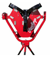 Rawlings Spinball Sports Pro Line Three Wheel Baseball Pitching Machine RPM3-BB