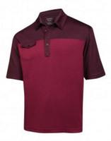 Ogio Men's Barclay Golf Polo Shirt Moisture Wick UV Protect 2 Colors 1603