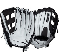 "Worth Adult Men's Legit Series 14"" Slowpitch Softball Glove RHT WLG140-PH-01"