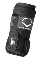 EvoShield MLB Baseball Sliding Protective Wrist Guard Black Right Hand 2044155