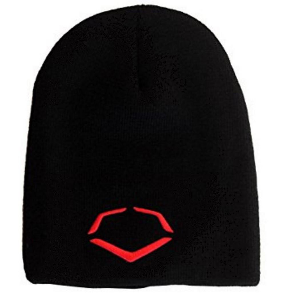 f3d0fbc623793 Evoshield Men s Blackout Knit Hat
