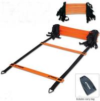Champro Sports Agility Training Ladder Baseball/Softball Orange/Black A820