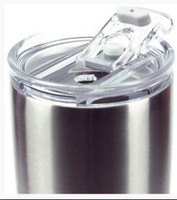Reduce Cold-1 34 oz. Stainless Steel Travel Tumbler Cup w/ Straw 01526 (Silver)
