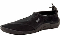 Island Surf Company Men's Redondo Water Shoe Sandal Black, HT21602