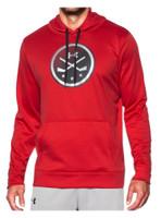 Under Armour Men's UA Icon Hockey Stick Hoodie Hoody Sweatshirt 1299636
