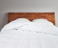 Love Your Bedding Loft Lite Bed Comforter Microfiber Fill White LYB-Comforter