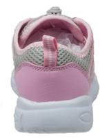 AdTec Women's Rocsoc Boating Water/Land Shoe Aquasock Mesh Toggle Gray/Pink 8699