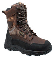 "AdTec Childrens 8"" Hiking Hiker Hunting Camping Waterproof Boot Shoe Camo 4648"