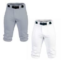 Rawlings Adult Men's Premium Knee High Knicker Baseball/Softball Pant BP150K
