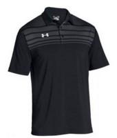 Under Armour Victor Polo Shirt Men's UA Short Sleeve Golf Shirts Polos 1293909
