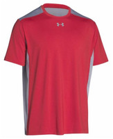 Under Armour Team Raid T-Shirt Tee Men's UA Short Sleeve Colorblock 1293903