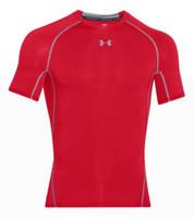 Under Armour UA Men's Heat Gear Armour Compression Shirt Athletic UA 1257468