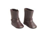 Infant Girls Brown Boots (12-18 months)