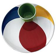 DII Beach Ball Platter
