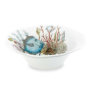 Sea Lifel Large Serving Bowl