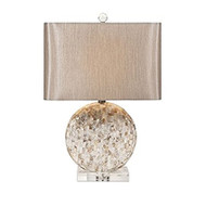 Whitney Mother of Pearl Lamp