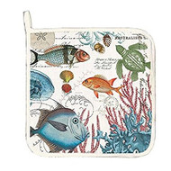 Fun In The Sea Potholder