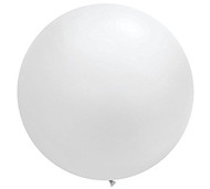 "Qualatex 36"" Diamond Clear Latex Balloon"