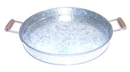 Galvanized Nautical Serving Tray