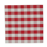 Tango & White Checker Placemat - Set of 4