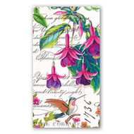 Michel Design Works Fuchsia  Hostess Paper Napkins