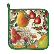 Autumn Pear Potholder