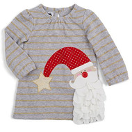 Toddler Girls Santa Dress