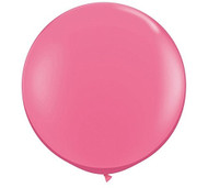 "Qualatex 36"" Rose Latex Balloon"