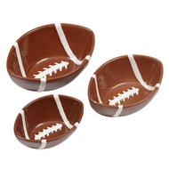Football Nesting Bowls