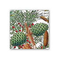 Michel Design Works Spruce Cocktail Paper Napkins