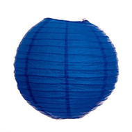 "Ocean Blue 18"" Paper Lanterns - Set of 2"