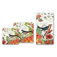 Michel Design Works Wildflower Meadow Hostess Paper Napkins