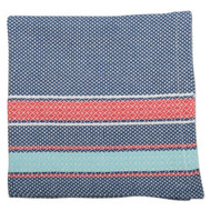 Coastal Striped Napkin - Set of 4
