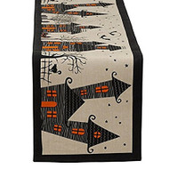 Haunted Hollow Table Runner