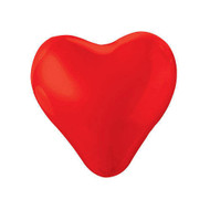 "11"" Red Latex Heart Balloons - Pkg of 6"