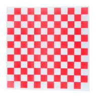 Red Check Deli Paper 100ct.