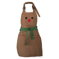 Winter Whimsy Reindeer Apron