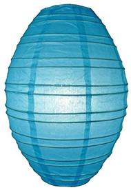 Turquoise Kawaii Paper Lantern - Set of 2