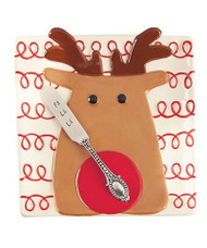 Reindeer Cheese Set