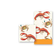 Michel Design Works Lobster Cocktail Napkins, Package of 20, 3-Ply