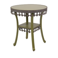 Ella Elaine Accent Table - Green