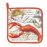 Michel Design Works Lobster Potholder
