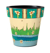 "Daisy Picks 15"" Art Planter"