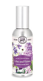 Lilac & Violets Home Fragrance Spray