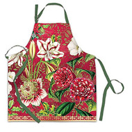 Christmas Floral Chef Apron