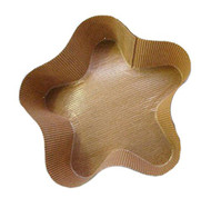 Disposable Star Baking Pans - Set of 6