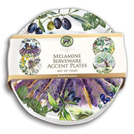 Campagna Accent Plate Set - Set of 4