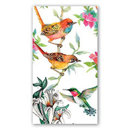 Bird Song Hostess Paper Napkins