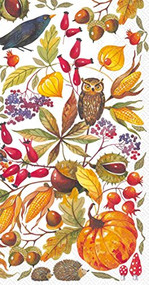 Autunno Hostess Napkins